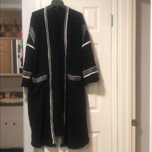 Topshop Boho Duster/Kimono Jacket